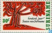 States of Suriname 1866-1966