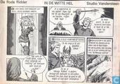 Comic Books - Red Knight, The [Vandersteen] - In de witte hel