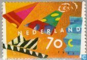 Postage Stamps - Netherlands [NLD] - wish stamps
