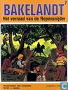 Comic Books - Bakelandt - Het verraad van de Repensnijder