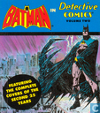 Batman in Detective Comics 2 Featuring the Complete Covers of the Second 25 Years
