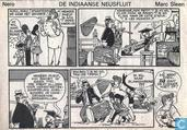 Comic Books - Nibbs & Co - De Indiaanse neusfluit