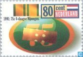 Postage Stamps - Netherlands [NLD] - Four-day marches Nijmegen