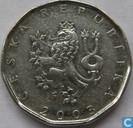 République tchèque 2 korun 2003