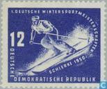 Championnats de ski