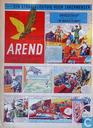 Bandes dessinées - Arend (magazine) - Jaargang 6 nummer 38