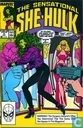 The Sensational She-Hulk 4