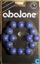 Abalone variant voor 3 spelers blue blister