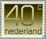 Postage Stamps - Netherlands [NLD] - Rate-Type ' Crouwel '