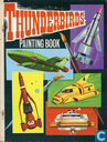 Thunderbirds painting book