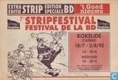 Extra editie Strip - Edition speciale BD - 7° Stabilac Stripfestival  - 7° Festival de la BD Stabilac