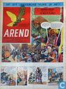 Comics - Arend (Illustrierte) - Jaargang 6 nummer 25