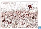 Comics - Kerels van Vlaanderen, De - Middeleeuwse trilogie over Vlaanderen