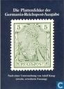 Die Plattenfehler der Germania-Reichspost-Ausgabe