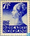 Timbres-poste - Pays-Bas [NLD] - Croix Rouge