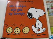 Alle koekjes zijn gek op Snoopy