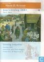 Strips - Stichting Hans G. Kresse nieuwsbrief (tijdschrift) - Jaarverslag 2001