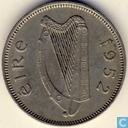 Ierland 6 pence 1952