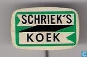 Schriek's koek