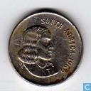 South Africa 5 cents 1969 (english)