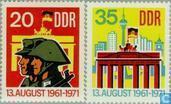 Berlin wall 1961-1971