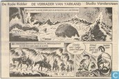 Bandes dessinées - Chevalier Rouge, Le [Vandersteen] - De verrader van Yarkand
