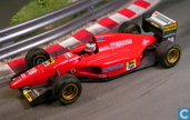 Model cars - Onyx - Ferrari 412 T1