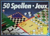 50 Spellen Jeux