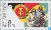 D.D.R. 40 ans