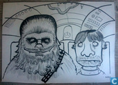 Cartoonorigineel: Luke Chew Bacca