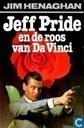 Jeff Pride en de roos van Da Vinci