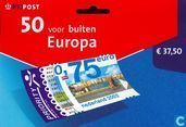 Timbres-poste - Pays-Bas [NLD] - Introduction Euro