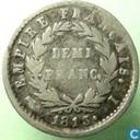 Frankreich ½ Franc 1813 (I)