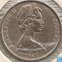 Neuseeland 5 Cent 1967