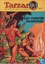 Strips - Tarzan - Een vreemde boodschap