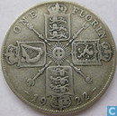 United Kingdom 1 florin 1922