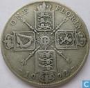 Verenigd Koninkrijk 1 florin 1922