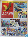 Comic Books - Arend (tijdschrift) - Jaargang 6 nummer 47