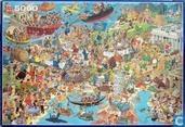 Puzzels - Europa - United Europe