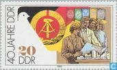 D.D.R. 40 years