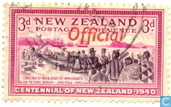 100 years of New Zealand