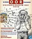 Het officiële Oor programmablad Stripdagen Haarlem 1992 15-16-17 mei