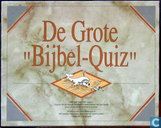 De Grote Bijbel - Quiz