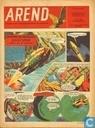 Bandes dessinées - Arend (magazine) - Jaargang 11 nummer 29