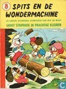 Comic Books - Wip en Woep - Spits en de wondermachine