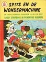 Strips - Wip en Woep - Spits en de wondermachine