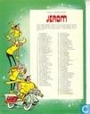 Comic Books - Jerom - De hoed van Vidolmes