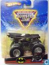 Monster Jam Batmobile Spectral Flame