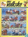 Comics - Ons Volkske (Illustrierte) - 1959 nummer  17