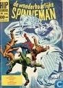 Strips - Spider-Man - Het fantastische geheim van de versteende kleitafel